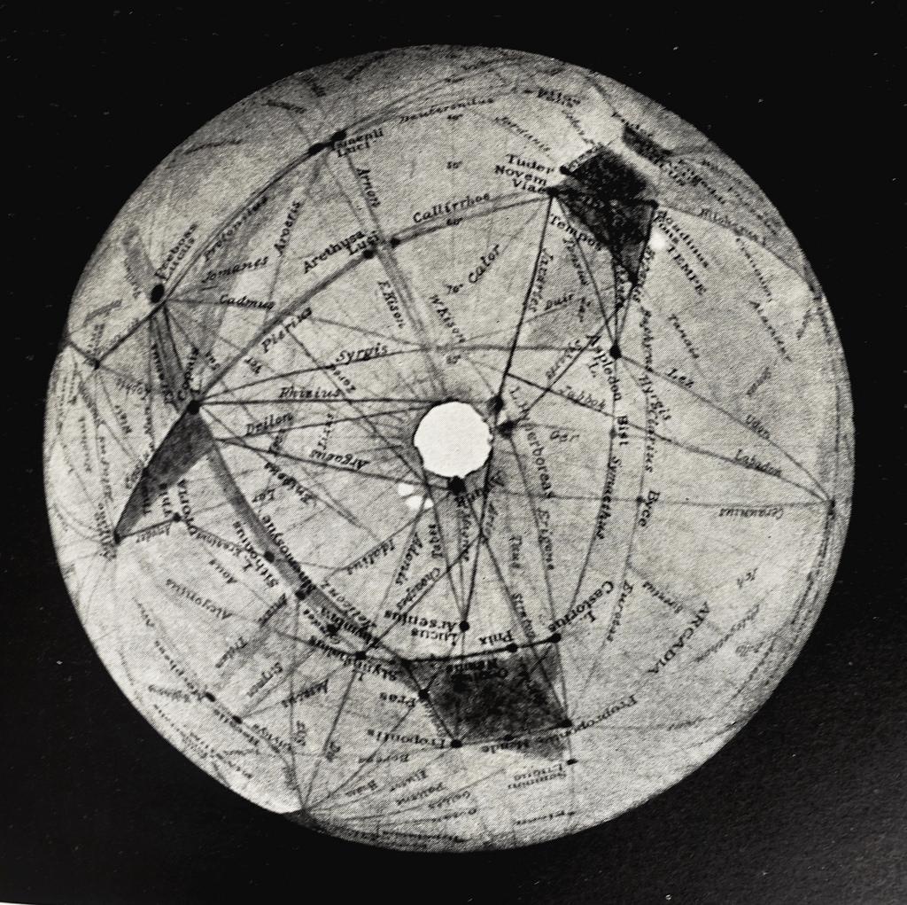 3) 로웰이 그린 화성 운하 지도.jpg